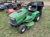 SABRE RIDING LAWN MOWER WITH BAGGER, BRIGGS & STRATTON 14.5 HP, 42'' CUT