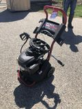 EXCELL 2500 PSI PRESSURE WASHER, 2.2GPM, HONDA 5.5HP GAS ENGINE, RUNS & WORKS