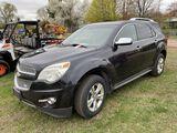 2010 CHEVY EQUINOX LT, AWD, 4-DOOR, 2.4L 4-CYLINDER GAS ENGINE, AUTO TRANS, CLOTH, PW/PL/PM, AM/FM R
