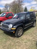 2005 JEEP LIBERTY, 4X4, 4-DOOR, 4.0L GAS, AUTO TRANS, LEATHER, SUNROOF, PW, PL, PM, AM-FM-CD, SOME R