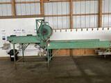 CONVEYOR WITH LARGE DRUM ROLLER