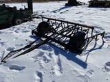 TOWABLE CULTIVATOR, 9', FLAT TIRE