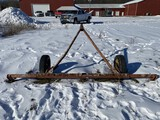 PORTABLE TOOL BAR, 93'', EXTENDABLE, PIN HITCH