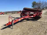 2013 BRILLION XLD144W120 CULTIPACKER, 32' X-FOLD, APPROX. 500-ACRES OF USE, S/N: PXH1301610