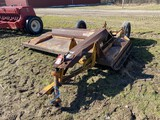 WOODS 0121 OFFSET MOWER, PTO DRIVEN, REAR HYDRAULIC LIFT