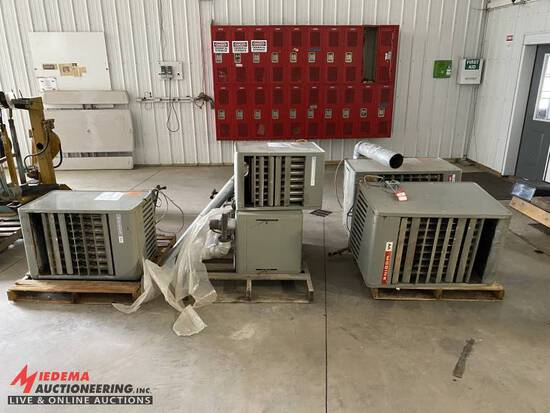 MODINE NATURAL GAS HEATERS [5]