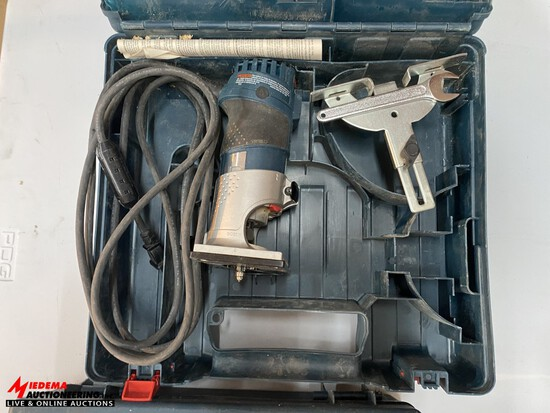 BOSCH COLT 1.0HP ELECTRIC ROUTER WITH CASE
