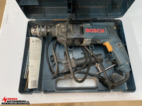 BOSCH 3/4'' ELECTRIC DRILL WITH CASE