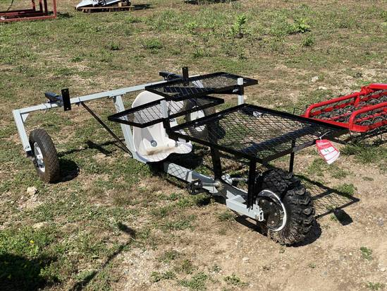 NEW RUSTY'S AG PICKING CART