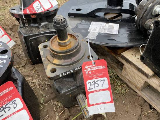 WOODS GEARBOX, FITS MOST FINISH MOWERS, RD 6000, RD 7200, RD 8400