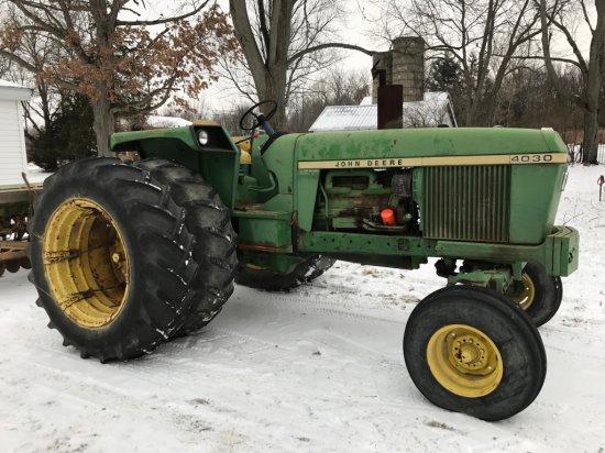1973 JD 4030 D