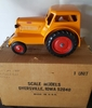 MM 1938 Comfort Cab Tractor