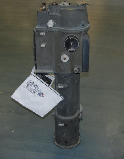 Y-4 Horizontal Periscope Bomb Sight (Used in B-48)