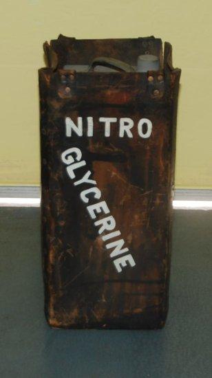 Nitro Glycerin Canister