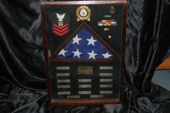 Military Honors Showcase, Retired 1969