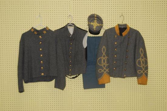 Civil War Re-Enactment Uniform
