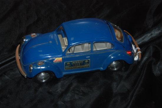 VW Beetle Jim Beam Decanter