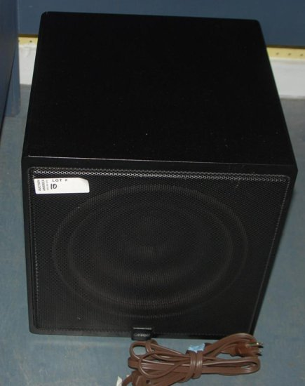 Canton Plus C Speaker