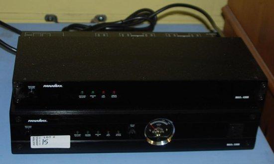 2 Pc. Panamax MAX5300, MAX4300