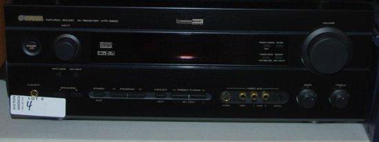 Yamaha AV Receiver HTR-5660