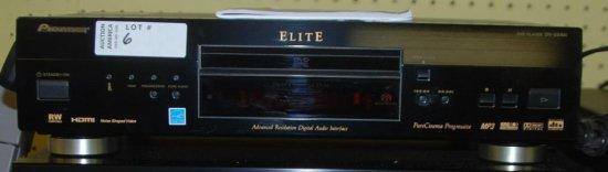 Pioneer DV-59AVi Elite DVD Player