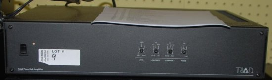 Triad Power Sub Amplifier