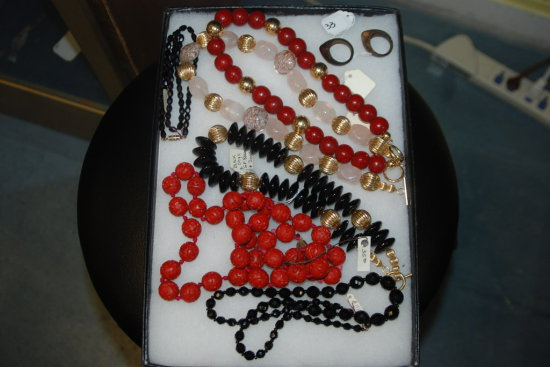 Tray Lot Jewelry