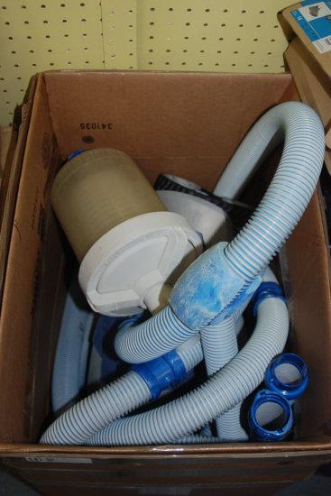 Box pool equipment