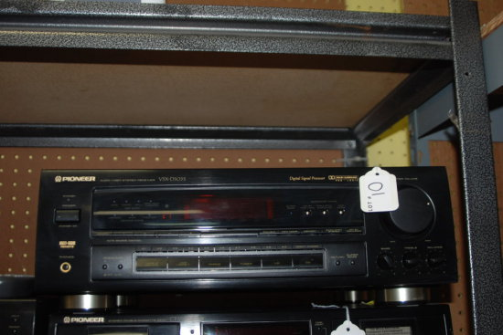 Pioneer audio/video stereo receiver, VSX-D503S