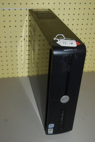 Dell Vostro 200 Power Lite (Comes on - No Video)