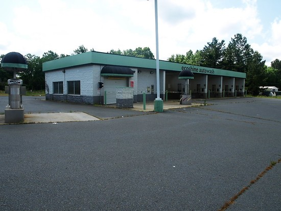 Commercial property in NC  over 5 acres