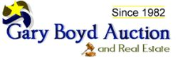 Gary Boyd Auction & Real Estate