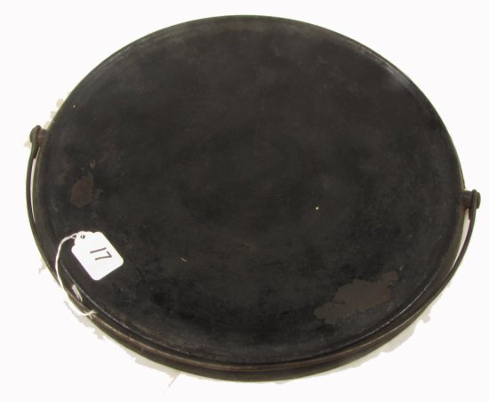 """Lot:16 - """"round Bailed Griddle """"""""erie""""""""; 742; #14"""""""