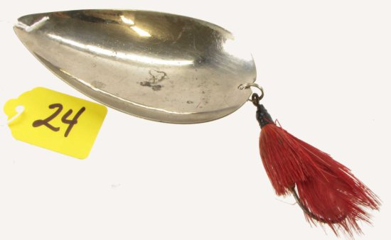 Fishing Lure; Lake Tahoe Spoon; #9591; Winchester