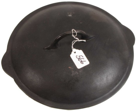 Lid; 9; (martin Stove Style Basting Rings);inchtabsinch Round Edge Inside (like Vollrath)