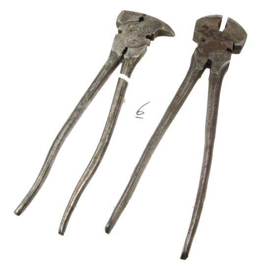 Fencing Pliers (2) Keen Kutter, 1-k1946