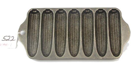 No. 262 (tea-size) Griswold Epu Crispy Corn Or Wheat Stick Pan; Pn 625; Var. 1