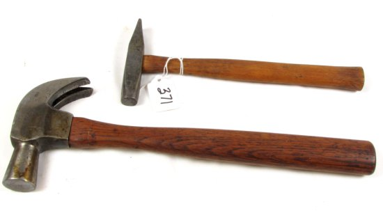 Ovb Claw Hammer & Ovb Machinists Hammer