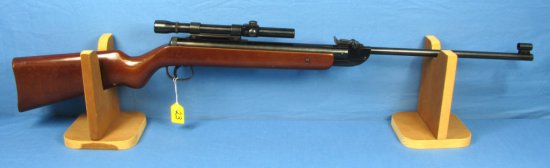 Precision Air Rifle.22 Cal.; Winchester; Model 427; #a42722; In Orig. Box W/warranty Card; Made In