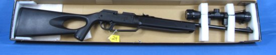 Multi-pump Pneumatic Air Rifle; .177 Cal.; Winchester; Model 77xs; New In The Orig. Box; W/4 X 32 R