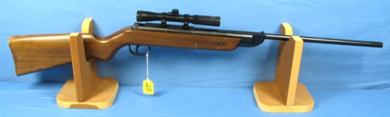 Pellet Rifle; Winchester; Model 425; 5.5/.22 Cal. W/ncstar 4 X 20 Scope; Made In Germany