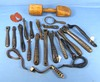 Box Lot: 20 Assorted Styles Stove Lifters (20; Assorted Styles); Incl. Belmont Stove; Bennett; Rad