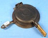 Waffle Iron; Griswold The American; No. 8 ; Button Hinge