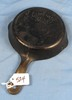 #2 Skillet; Wagnerware; Smooth