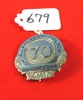 Auxiliary Police 70 Winchester Badge
