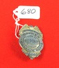 Patrolman Badge; Gopher Ordnance Works; State Of Minnesota; Dupont 366
