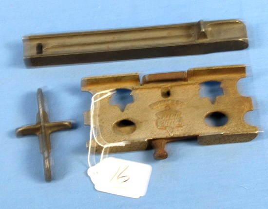 Saw Set W/tools; Ecs Keen Kutter; Pat. May 3; 1898