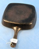 Square Skillet; Griswold; Erie Pa; Sl; P/n 55b