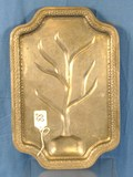 Family Tree Platter; Griswold A2191