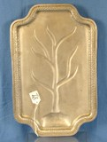 Family Tree Platter; Griswold A2192